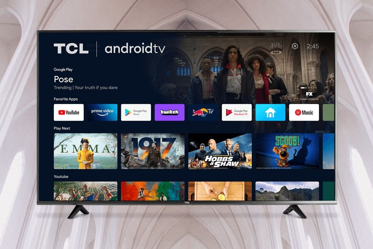TCL 43S434 Review