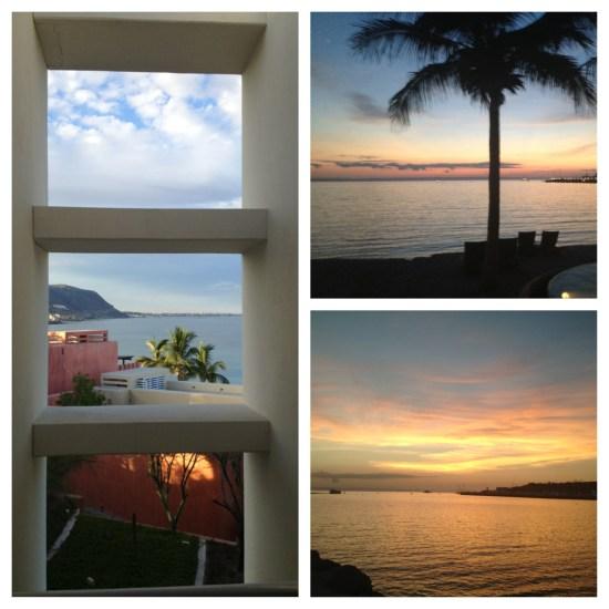 Views from Costa Baja Resort.