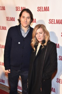 "SELMA, AL - JANUARY 18: EDITORIAL USE ONLY Jeremy Kleiner and Dede Gardner attend a special screening of ""Selma,"" presented by Paramount Pictures on January 18, 2015 in Selma, Alabama. (Photo by Paras Griffin/Getty Images for Paramount Pictures) *** Local Caption *** Dede Gardner; Jeremy Kleiner"