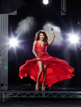 TELENOVELA -- Season: 1 -- Pictured: Eva Longoria as Ana Sofia -- (Photo by: John Tsiavis/NBC)