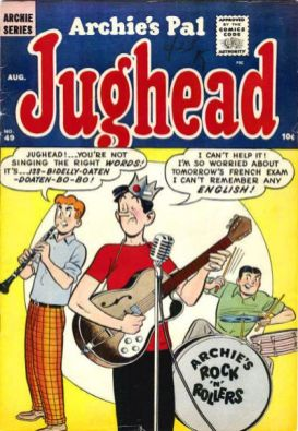 Jughead cover 1