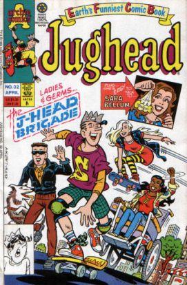 jughead cover 10