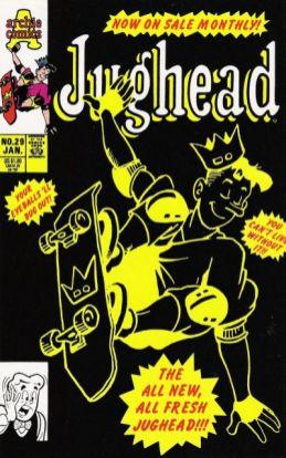 jughead cover 7