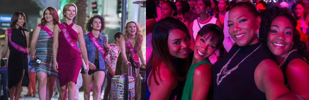 "Representation count: What ""Rough Night"" and ""Girls Trip"" mean for you"