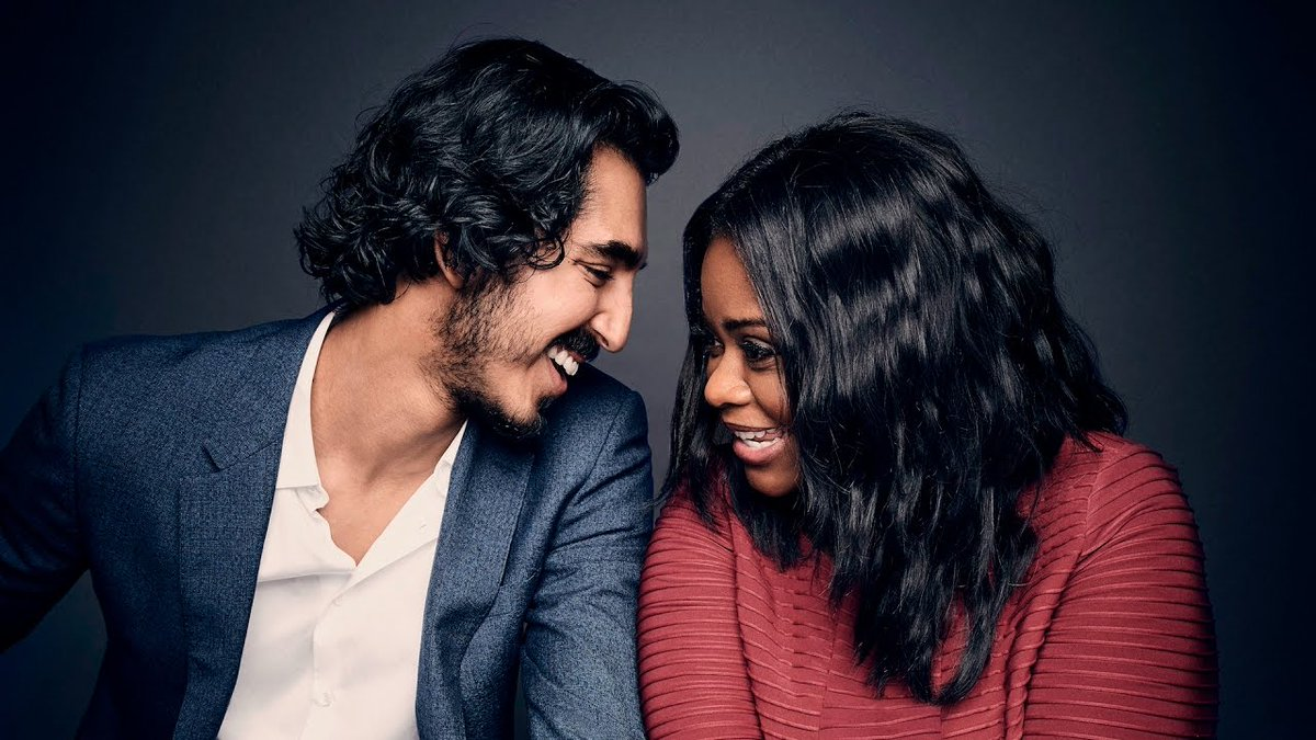 We need the romantic dramedy starring Dev Patel and Octavia Spencer pronto!