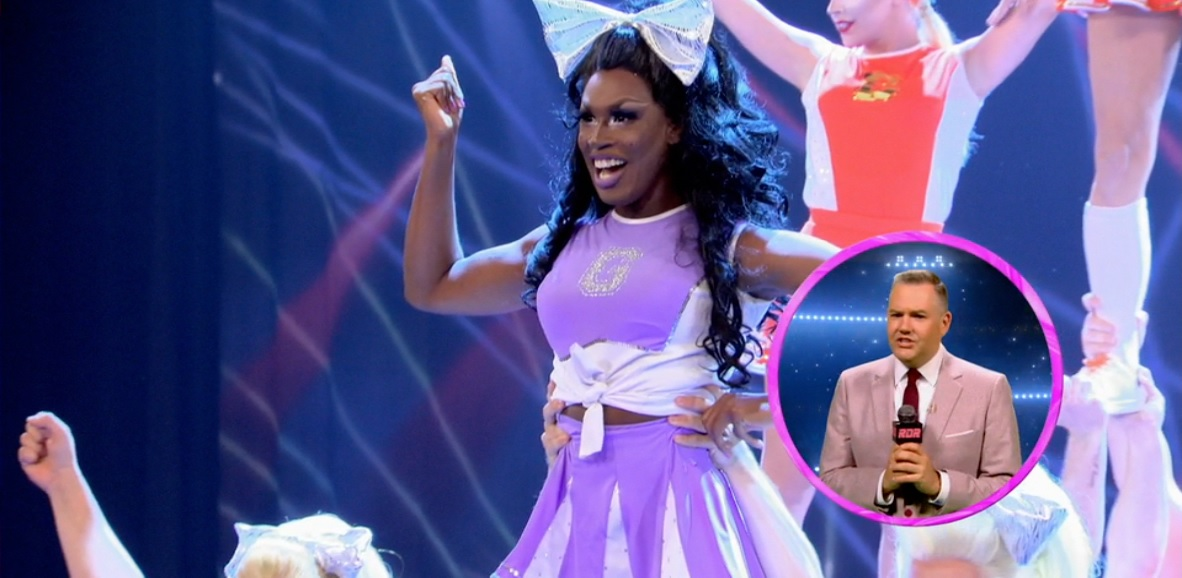 """RuPaul's Drag Race""/""Untucked"" Season 9 recap: Give a cheer!"