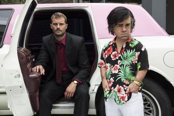 "Racially Insensitive Casting: Peter Dinklage as Hervé Villechiaze (HBO's ""My Dinner with Hervé"")"