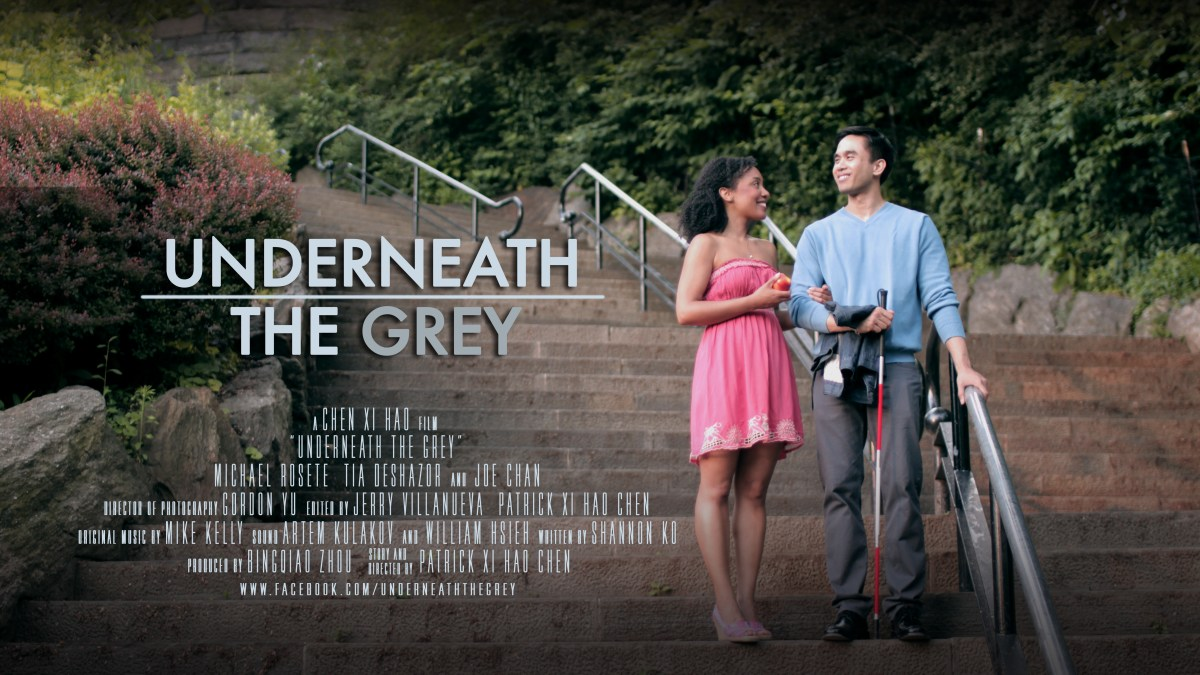 "New short film ""Underneath the Grey"" features love without boundaries"