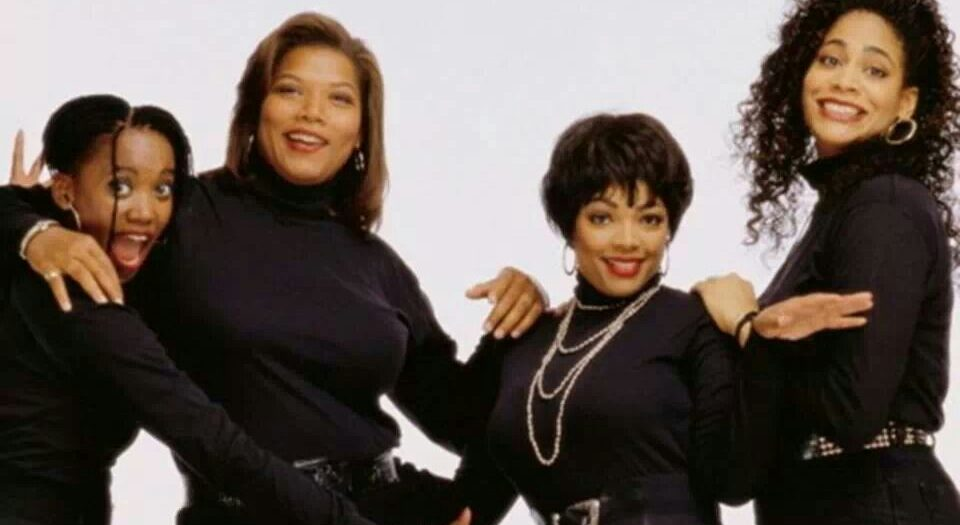 "Queen Latifah confirms a ""Living Single"" reboot is in the works"