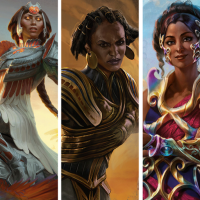 """Magic: The Gathering"" celebrates WOC players with these 5 characters"
