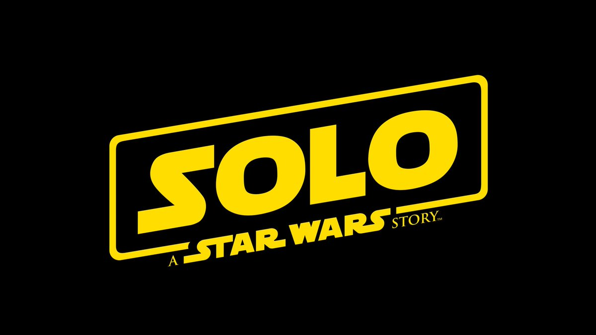 """Solo: A Star Wars Story"" continues the tale of brunettes in space in leaked teaser poster"