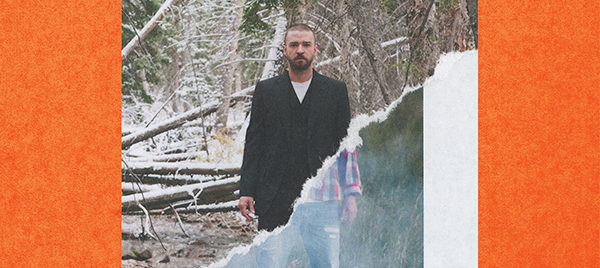 "Cover art for Justin Timberlake's ""Man of the Woods"" album."