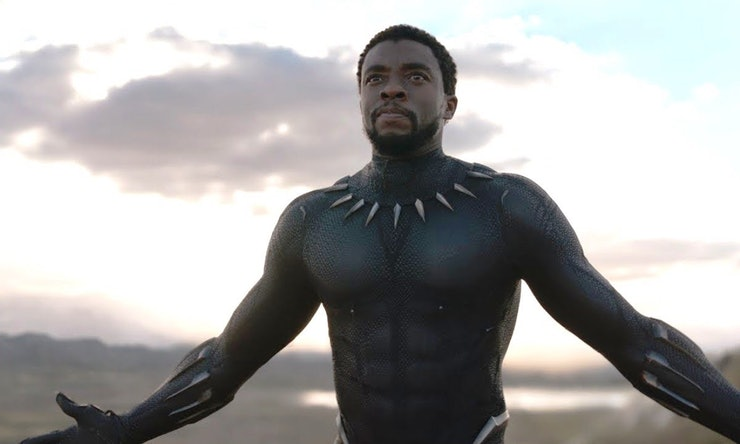 """Black Panther"" becomes most most tweeted about film ever"