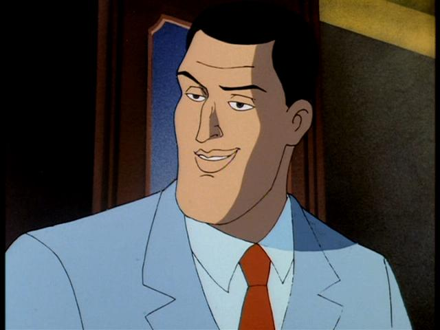 "Harvey Dent in the Batman: The Animated Series episode ""Pretty Poison"""
