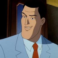 "Color Coded: Harvey Dent (""Batman: The Animated Series"")"