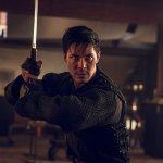 Lewis Tan in Into the Badlands