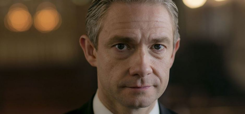 "I don't blame Martin Freeman for being tired of ""Sherlock"""