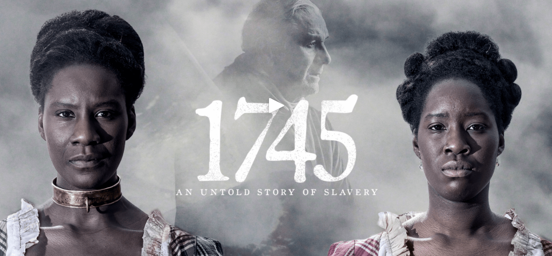"Short film ""1745"" uncovers slavery's presence in 18th century Scotland"