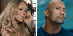 Mariah Carey in Empire, Dwayne Johnson in Furious 6
