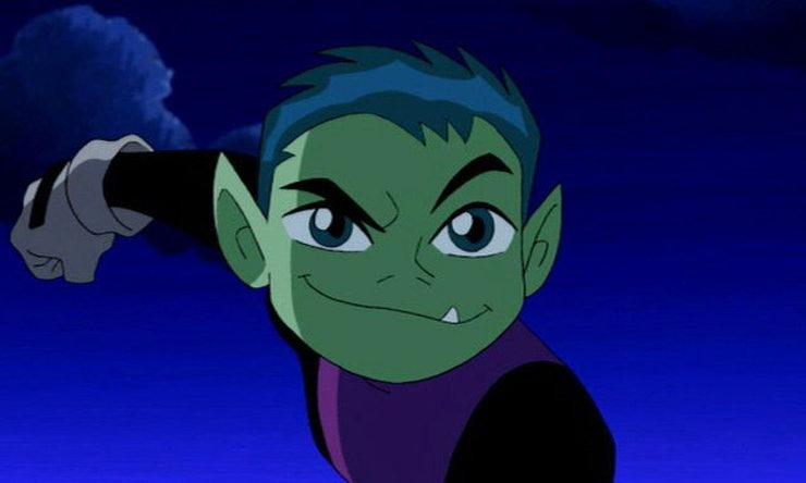 "Color Coded: Beast Boy (""Teen Titans,"" ""Teen Titans Go!"")"