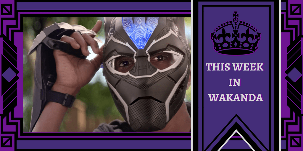 "This Week in Wakanda: Where is all the ""Black Panther"" merch?"