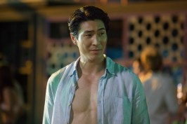 "Photo Credit: Sanja Bucko Caption: CHRIS PANG as Colin in Warner Bros. Pictures' and SK Global Entertainment's and Starlight Culture's contemporary romantic comedy ""CRAZY RICH ASIANS,"" a Warner Bros. Pictures release."