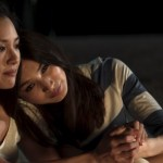 "Photo Credit: Sanja Bucko Caption: (L-R) CONSTANCE WU as Rachel and GEMMA CHAN as Astrid in Warner Bros. Pictures' and SK Global Entertainment's and Starlight Culture's contemporary romantic comedy ""CRAZY RICH ASIANS,"" a Warner Bros. Pictures release."
