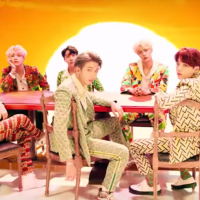 "BTS celebrates African-Korean fusion in ""IDOL"" music video"