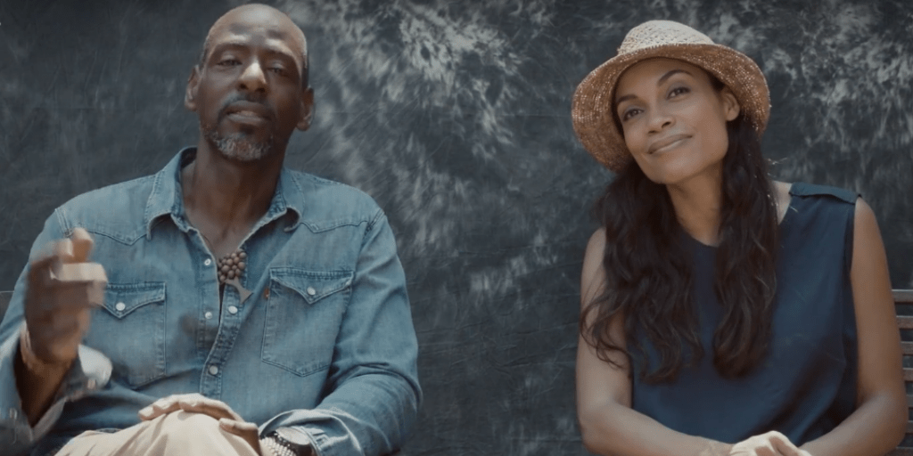 Rosario Dawson And Ron Finley Want You To Grow Victory Gardens For Climate Change