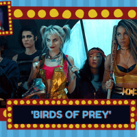Julian Reviews: 'Birds Of Prey: And the Fantabulous Emancipation of One Harley Quinn'