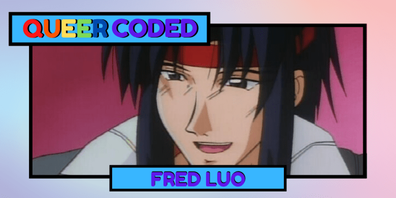 Queer Coded-Fred Luo from Outlaw Star
