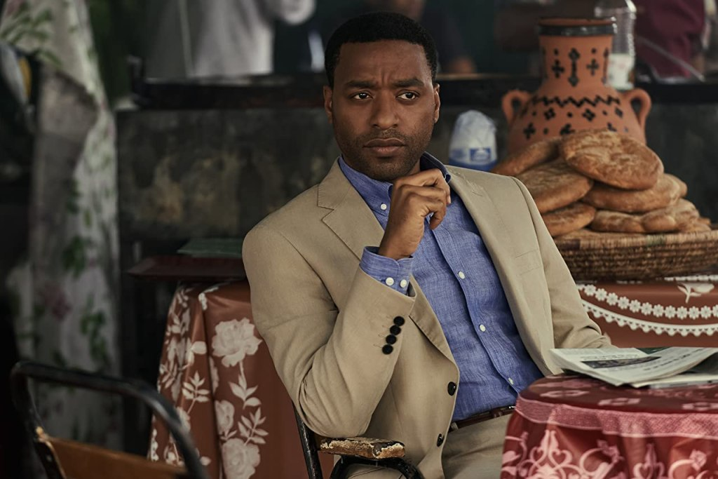Chiwetel Ejiofor in The Old Guard. Photo credit: Netflix