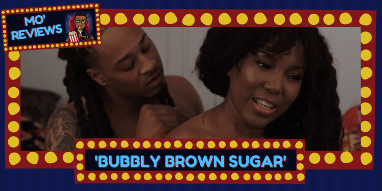 (L-R) Quincy Giles and Tamala Baldwin in Bubbly Brown Sugar. (Photo credit: Tamala Baldwin)