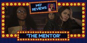 Brandi Nicole Payne and Liz Sklar in 'The Mentor.'
