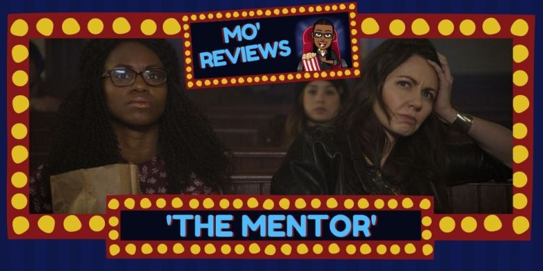Brandi Nicole Payne and Liz Sklar in 'The Mentor.'
