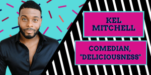 Kel Mitchell-Deliciousness interview