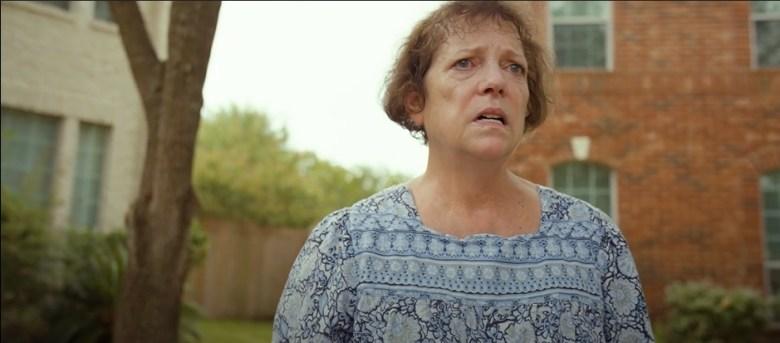 Still from Karen, starring Laura Hueston