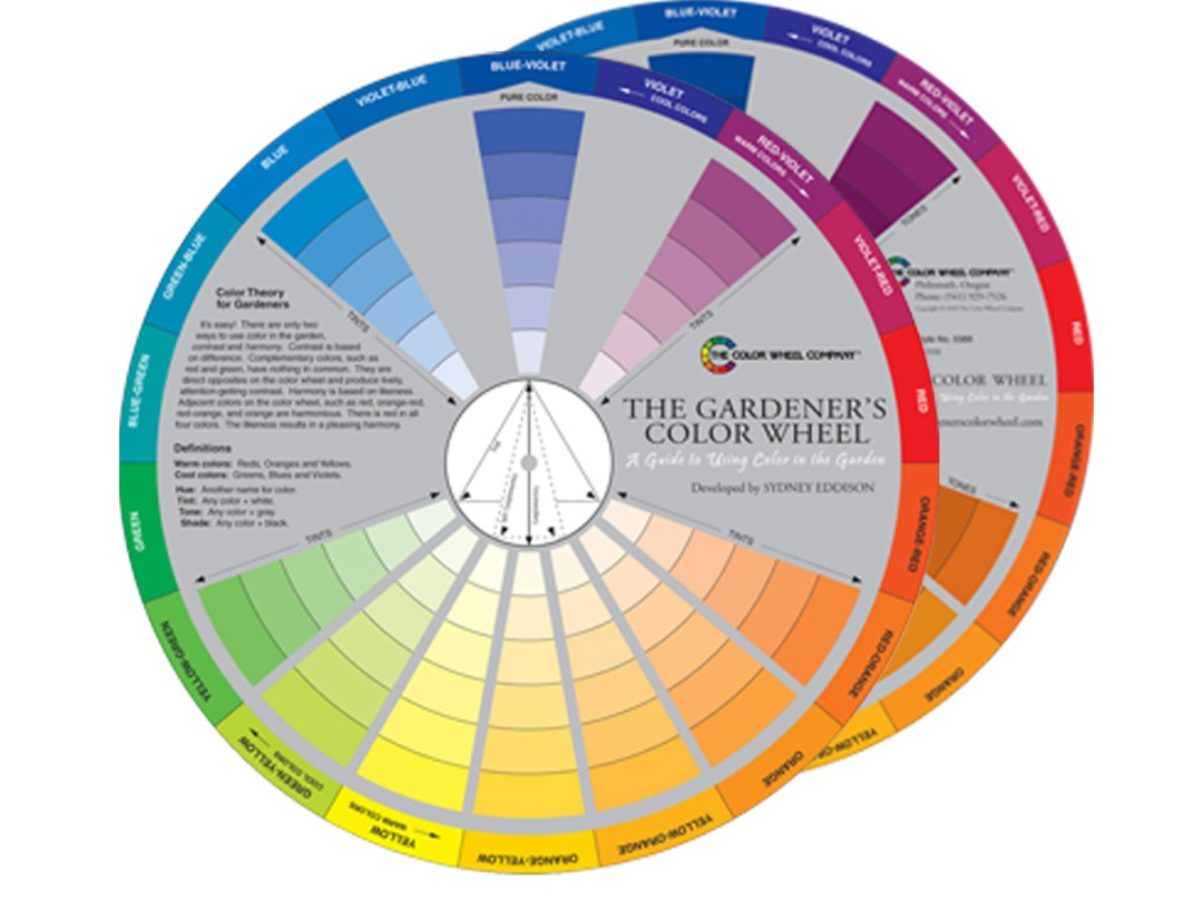 Gardener's Color Wheel