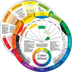 Color Wheel – 9 1/4″ Diameter