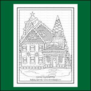 Holidays and Seasonal Coloring Pages