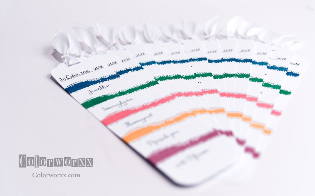 neue In Color Farben Stampin Up