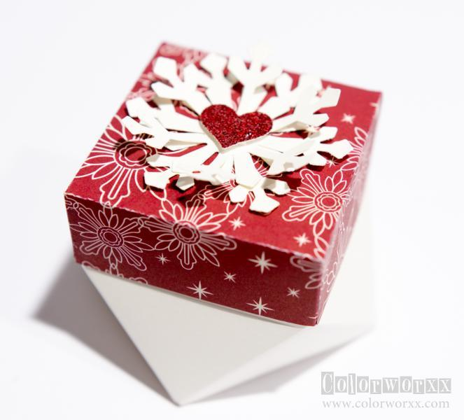 Diamantbox Weihnachten