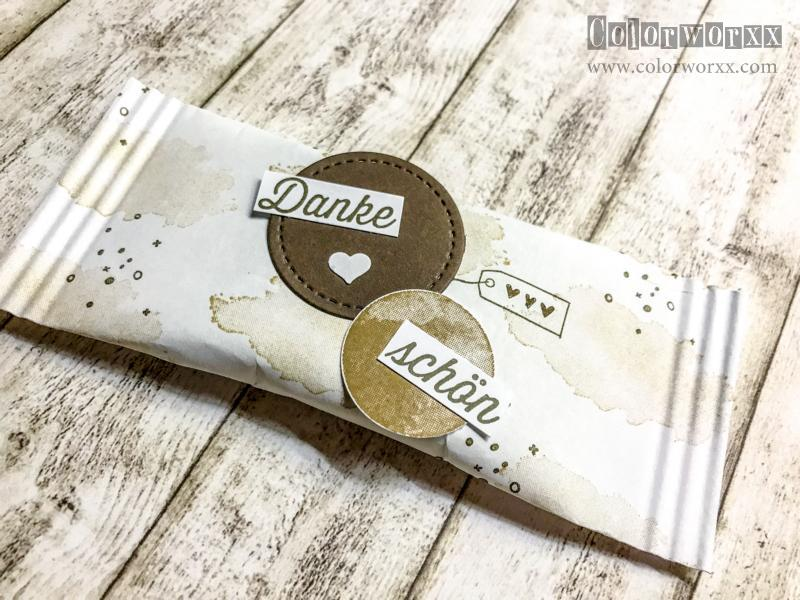 Goodies mit Stampin Up