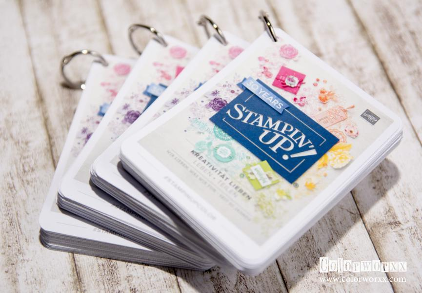 Color Coach Stampin Up