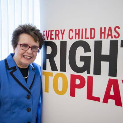 Right To Play Event Photography