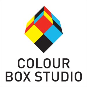Colour Box Studio Logo Designed by Jacob Tolo.