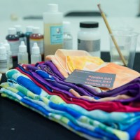 MAKE A HAND-PAINTED SILK SCARF - One Day Short Course 2013