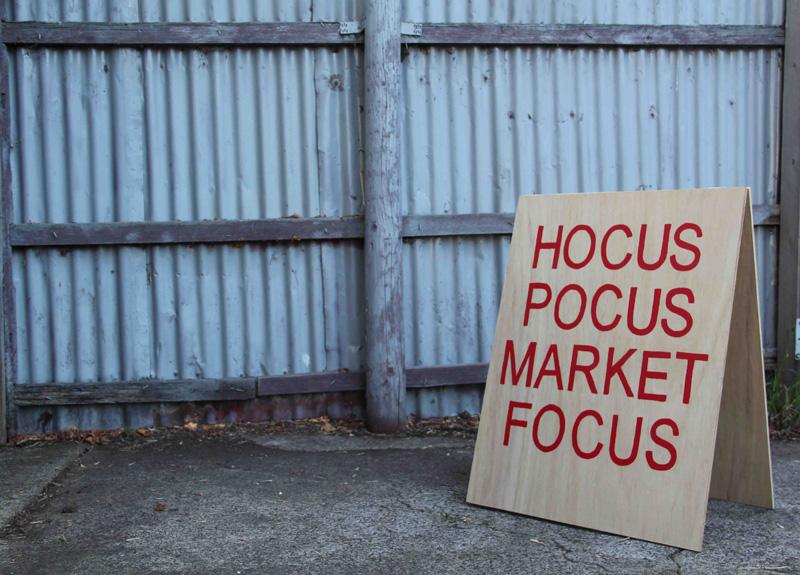 Hoocus Pocus Market Focus by Lizzy
