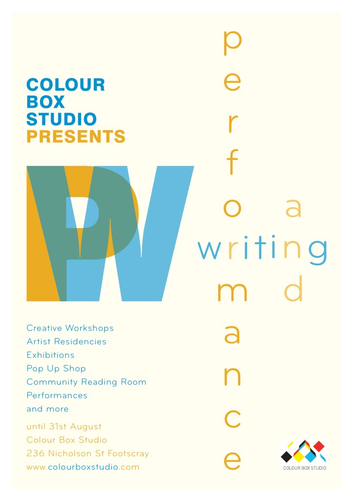 Colour Box Studio Writing and Performance_A3poster_3