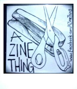 A Zine Thing image for Colour Box Studio Blog Post with Tasha Nicholls